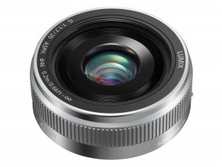 Светосильный объектив Panasonic Lumix G 20 мм F 1.7 II ASPH