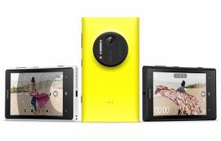 Корпорация Nokia официально представила новый смартфон Lumia 1020