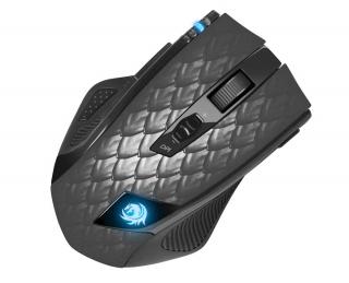 Новинка от компании SHARKOON - новая лазерная мышь Drakonia Black