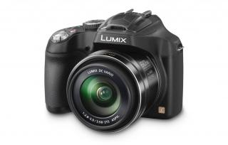 Новый фотоаппарат Lumix DMC-FZ70 с 60-ти кратным оптическим зумом