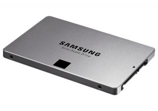 Компания Samsung представляет новую серию SSD - 840 EVO