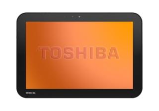 Начало продаж планшетного компьютера Toshiba Excite Pure