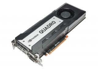 Самая мощная видеокарта от корпорации NVIDIA - Quadro K6000