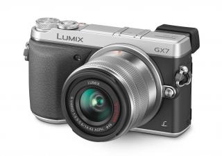 Беззеркальный фотоаппарат Lumix DMC-GX7 от компании Panasonic