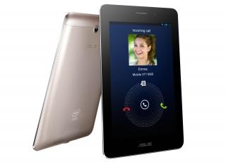 Корпорация ASUS готовит запуск FonePad HD 7 с процессором Intel Atom