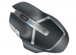 Новая беспроводная игровая мышка - Logitech G602