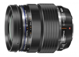 Новый объектив M.Zuiko Digital ED 12-40mm F2.8 Pro от компании Olympus