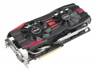 Новая видеокарта GeForce GTX 780 DirectCU II OC от компании ASUS