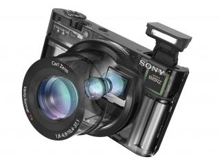 Sony Cyber-shot DSC-RX100 II с 20,2-Мп сенсором Exmor R CMOS