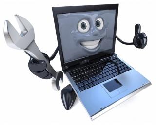 Ремонт стационарного компьютера или ноутбука у вас дома